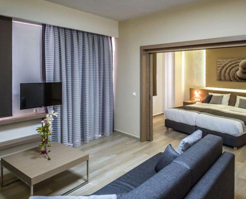 Renieris Hotel Rooms